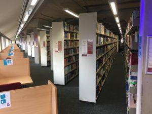 Pilkington Library Loughborough